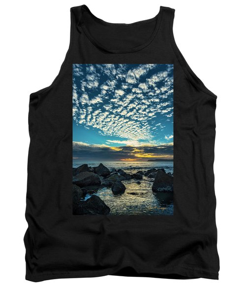 Mackerel Sky Tank Top