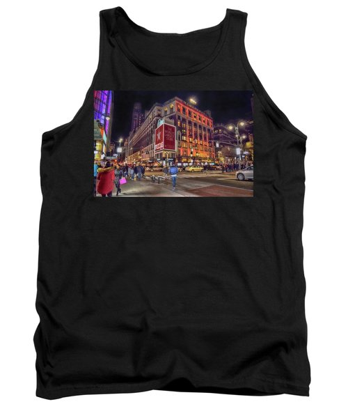 Macy's Of New York Tank Top by Dyle Warren