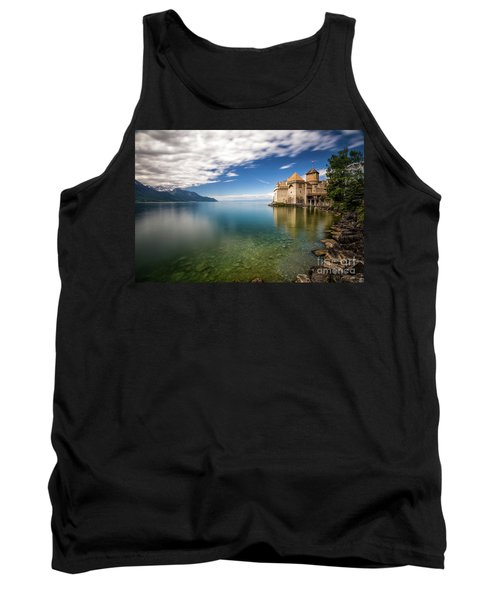 Made In Switzerland Tank Top by Giuseppe Torre