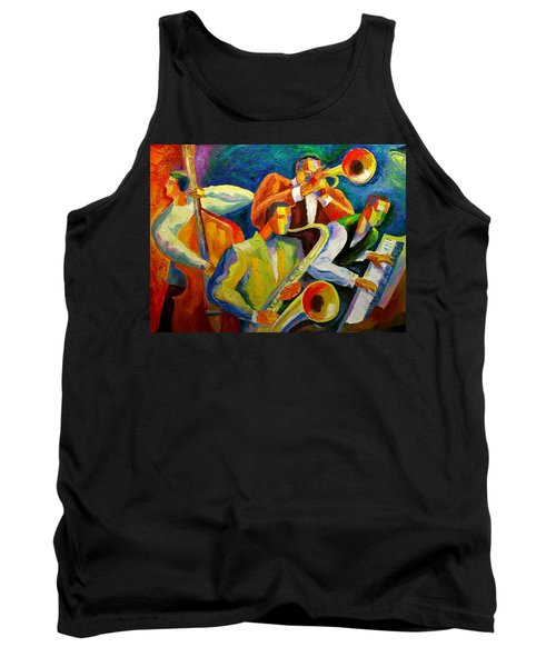 Magic Music Tank Top