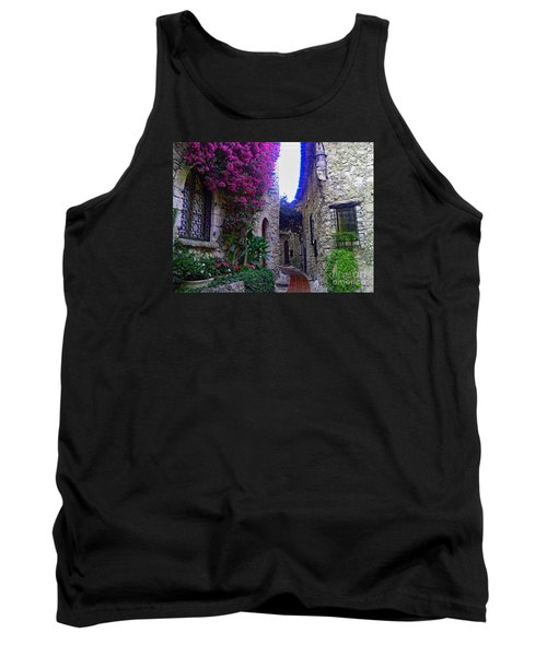 Magical Beauty In Eze France Tank Top