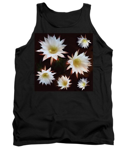 Tank Top featuring the photograph Magical Flower by Gina Dsgn