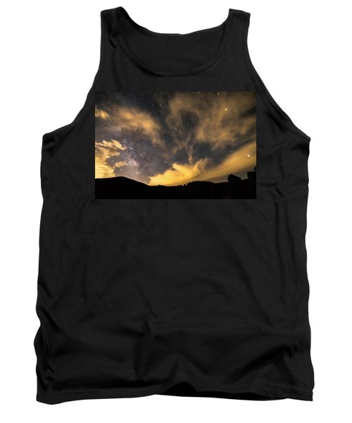 Magical Night Tank Top by James BO Insogna