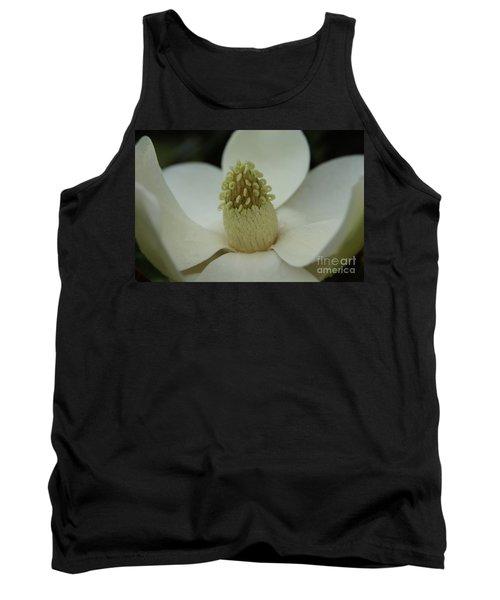 Magnolia Blossom 4 Tank Top