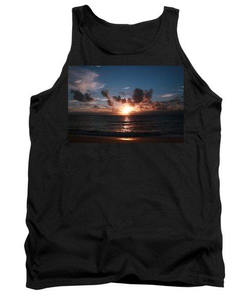 Ma'ili Sunset Tank Top
