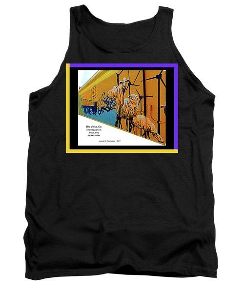Main Street -  Nick Stiles Tank Top