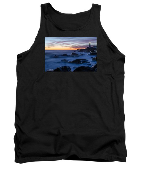 Tank Top featuring the photograph Maine by Paul Noble