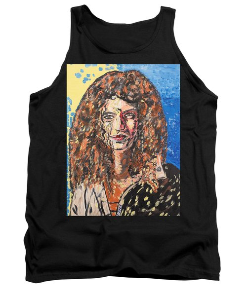 Maja Tank Top by Valerie Ornstein