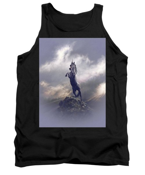 Majestic Dignity  Tank Top