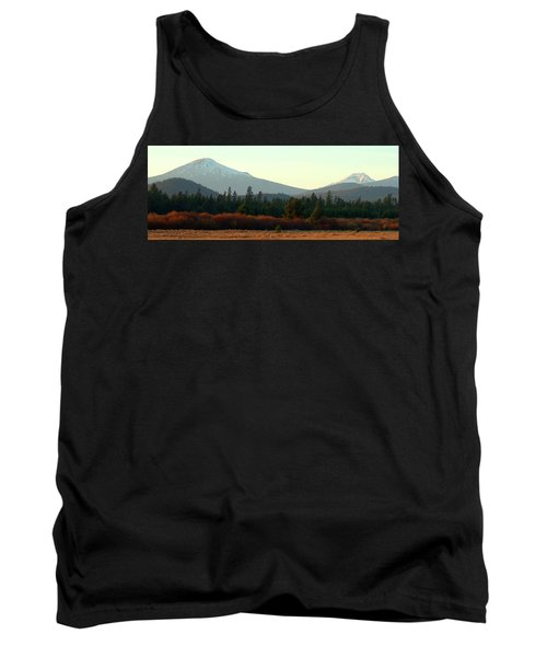Majestic Mountains Tank Top by Terry Holliday Giltner
