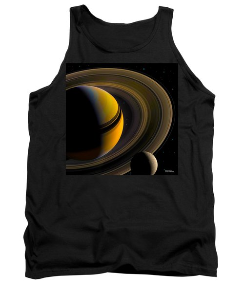 Majestic Saturn Tank Top