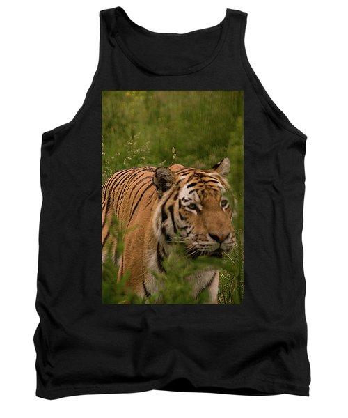 Male Tiger Tank Top
