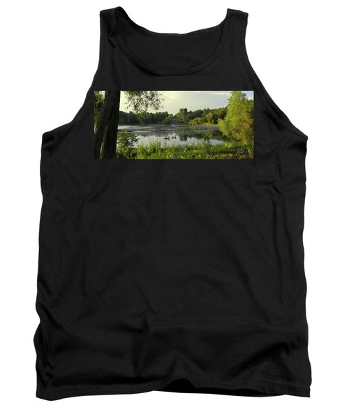 Mallards Lake II Tank Top