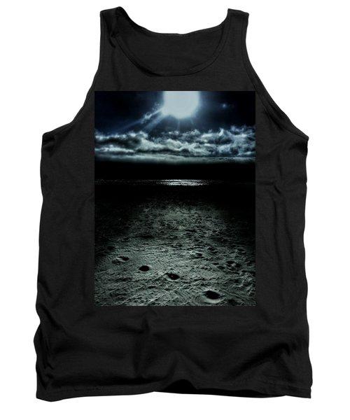 Manhattan Beach Dark Tank Top