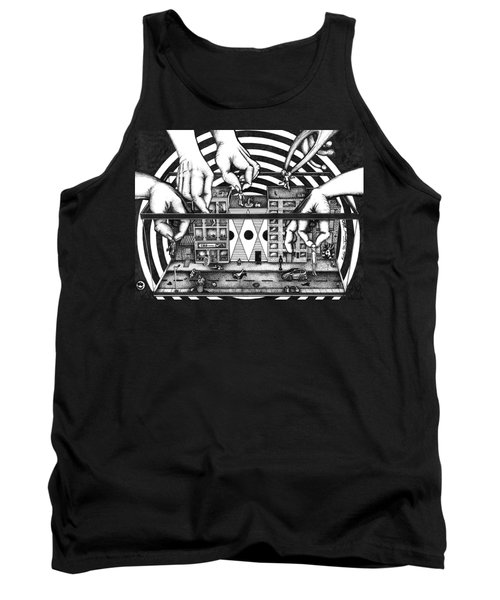 Manipulation  Tank Top