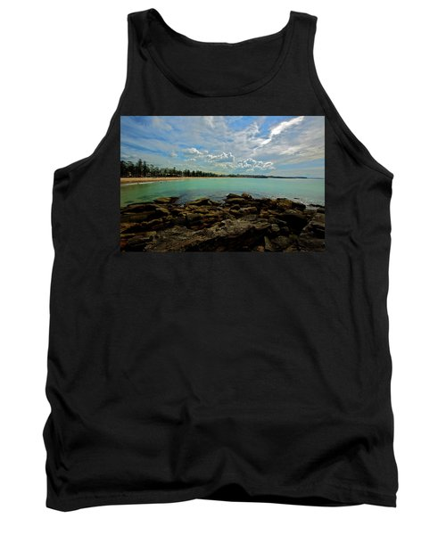 Manly Bliss Tank Top