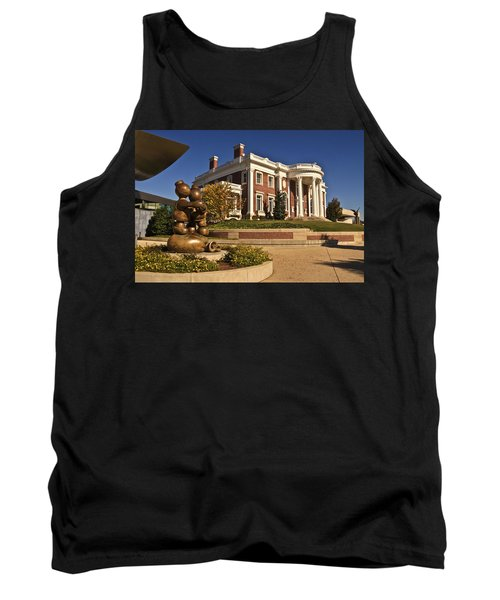 Mansion Hunter Museum Tank Top