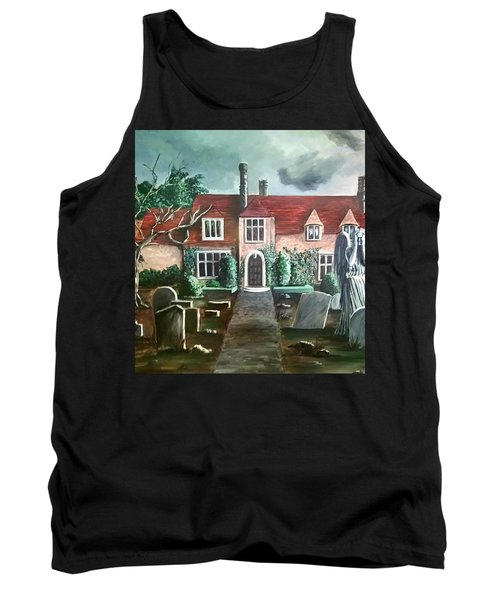 Mansion Tank Top by Persephone Artworks