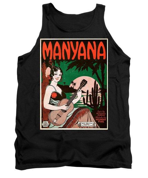 Manyana Tank Top