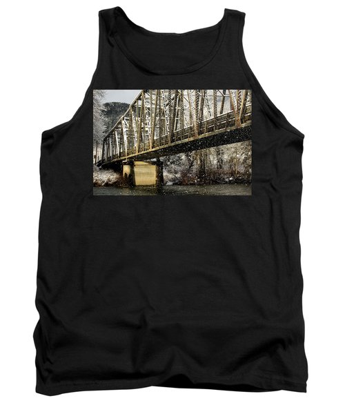 Marblemount Wa Bridge Tank Top