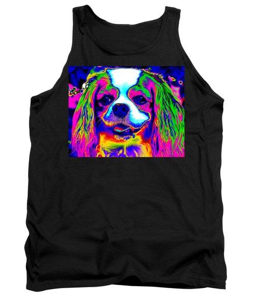 Mardi Gras Dog Tank Top