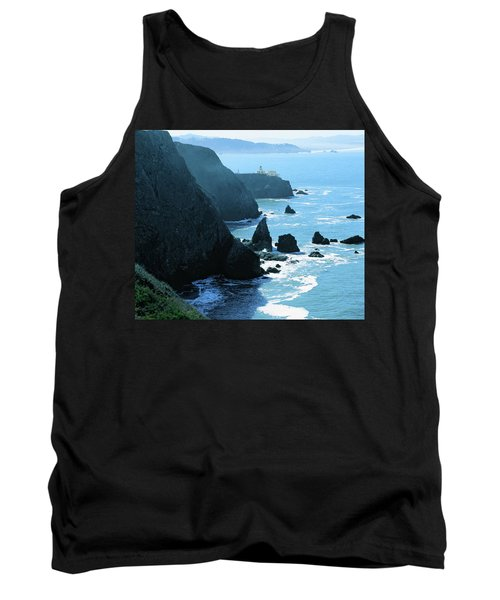 Marin Coastline Tank Top