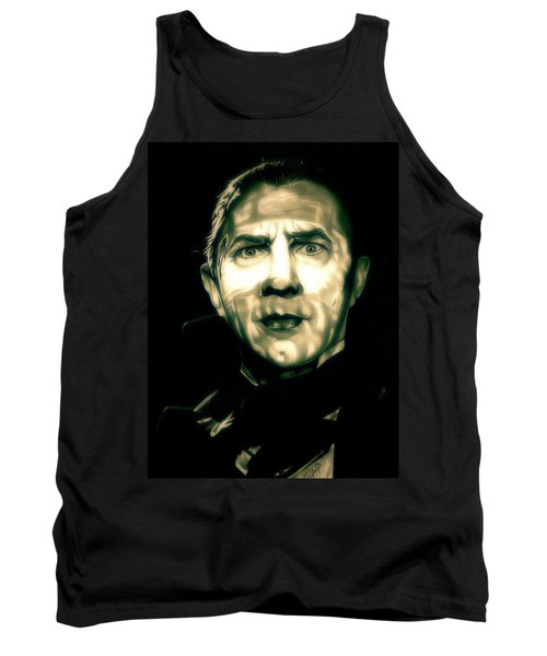 Mark Of The Vampire Tank Top