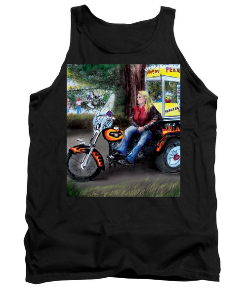 Marty's Harley Tank Top