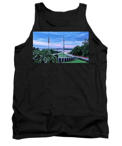 Maryland World War II Memorial Tank Top