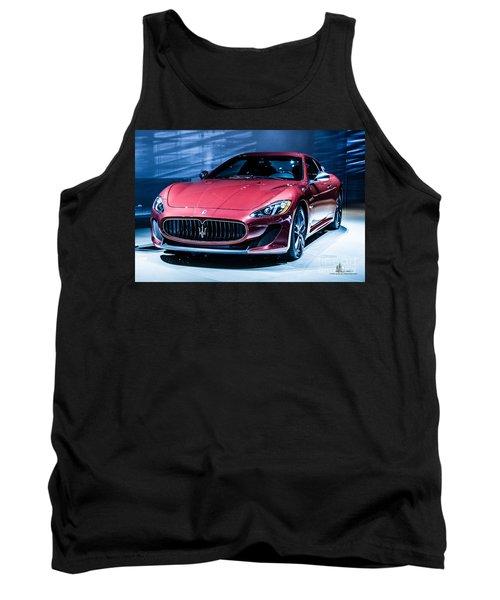 Maserati Tank Top