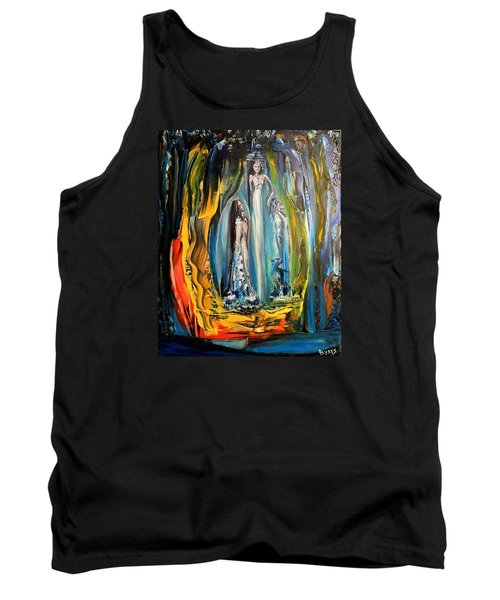 Liquid Matrimony For Life Tank Top
