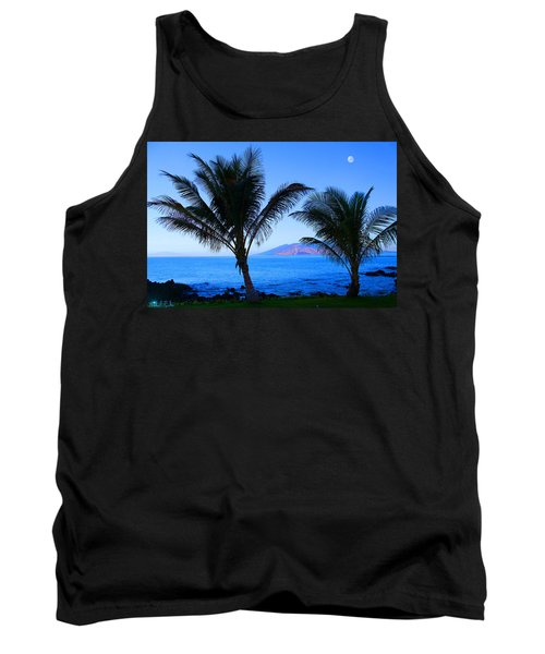 Maui Coastline Tank Top