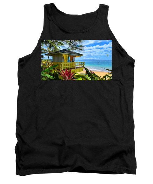 Maui Kamaole Beach Tank Top