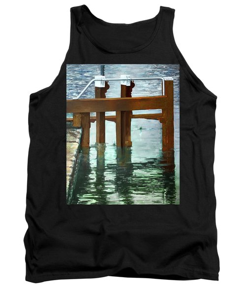 Maynooth Lock Tank Top by Marty Garland