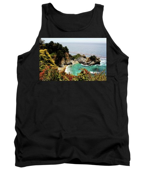 Mcway Falls 2 Tank Top by Judy Vincent