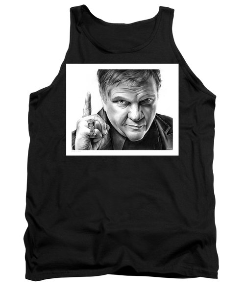 Meat Loaf Tank Top