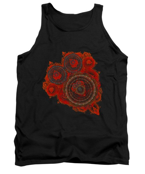 Mechanical Heart Tank Top