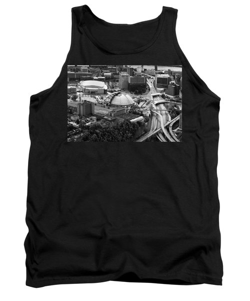 Mellon Arena  Tank Top