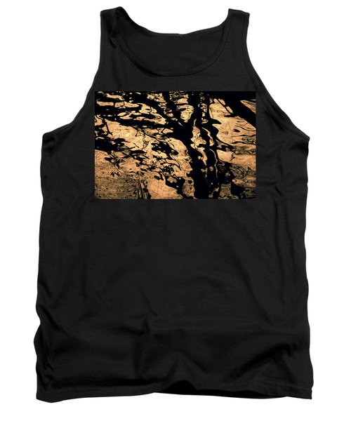 Melted Chocolate Tank Top