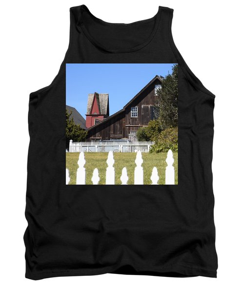 Mendocino Barn Tank Top
