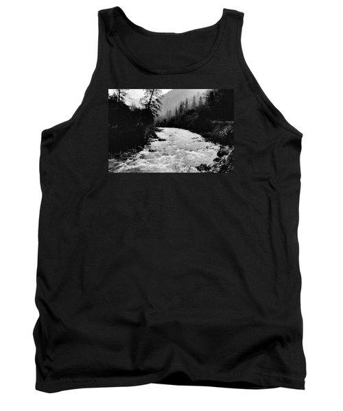 Merced River Canyon Tank Top