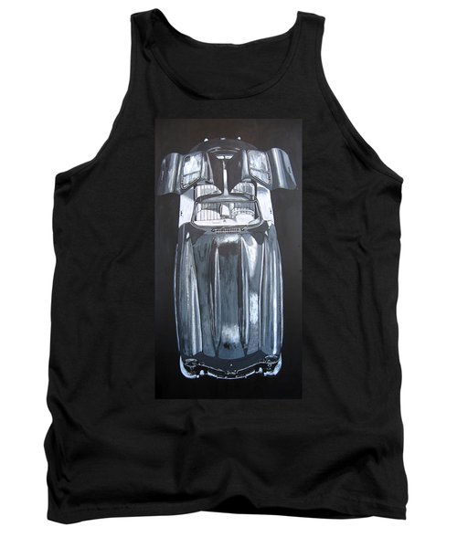 Mercedes Benz Gullwing Tank Top
