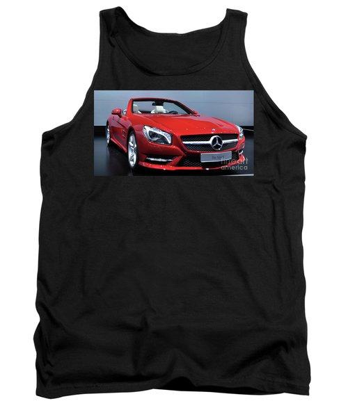 Mercedes Benz Sl Tank Top