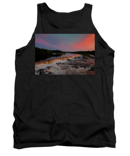 Merrimack River Falls Tank Top