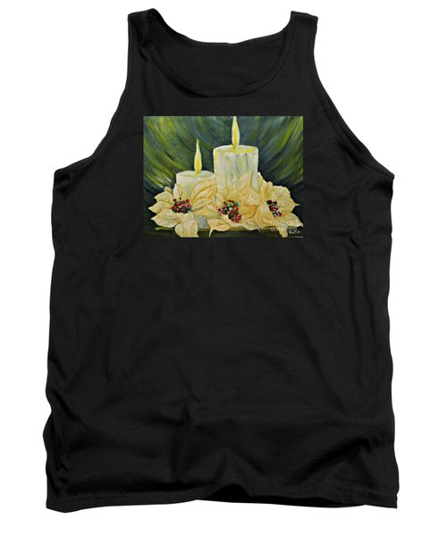 Our Lady And Child Jesus Tank Top by AmaS Art
