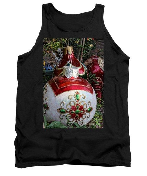 Merry Joyful Christmas Tank Top