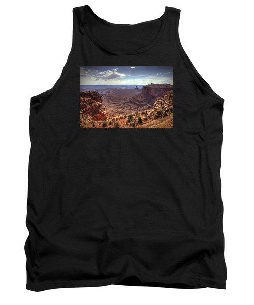 Mesas And Canyons Tank Top