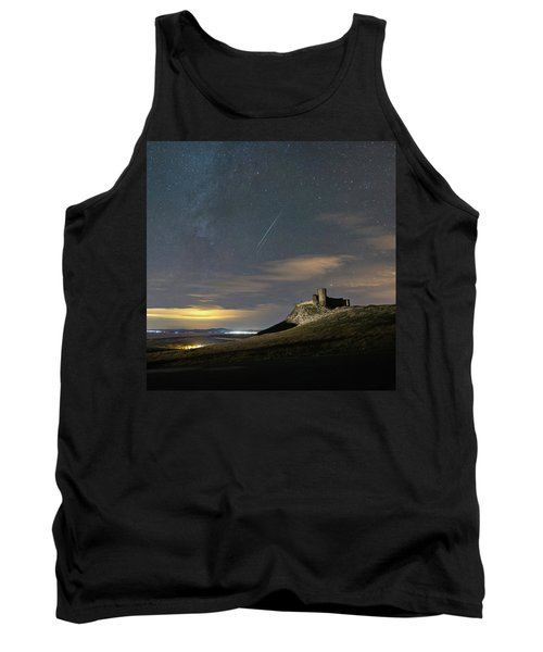 Meteors Above The Fortress Tank Top