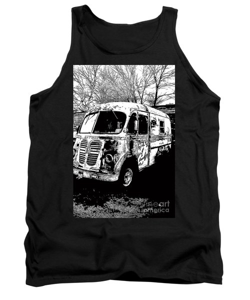 Metro Van Side Tank Top