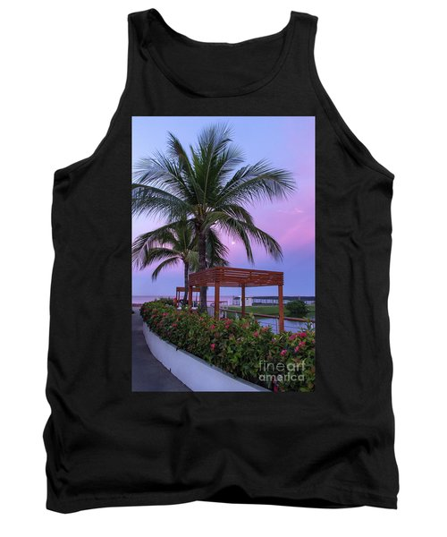 Mexican Moonrise Mexican Art By Kaylyn Franks Tank Top
